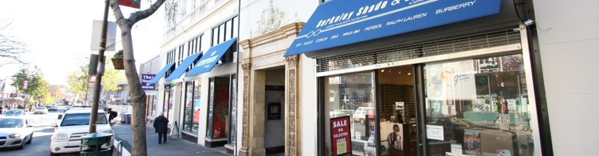 Commercial Properties for Rent, Oakland and Berkeley